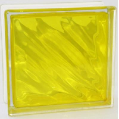 """Диагональная волна """"Желтый"""""""