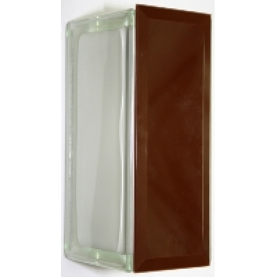 Зеркало коричневое
