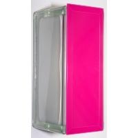Зеркало розовое